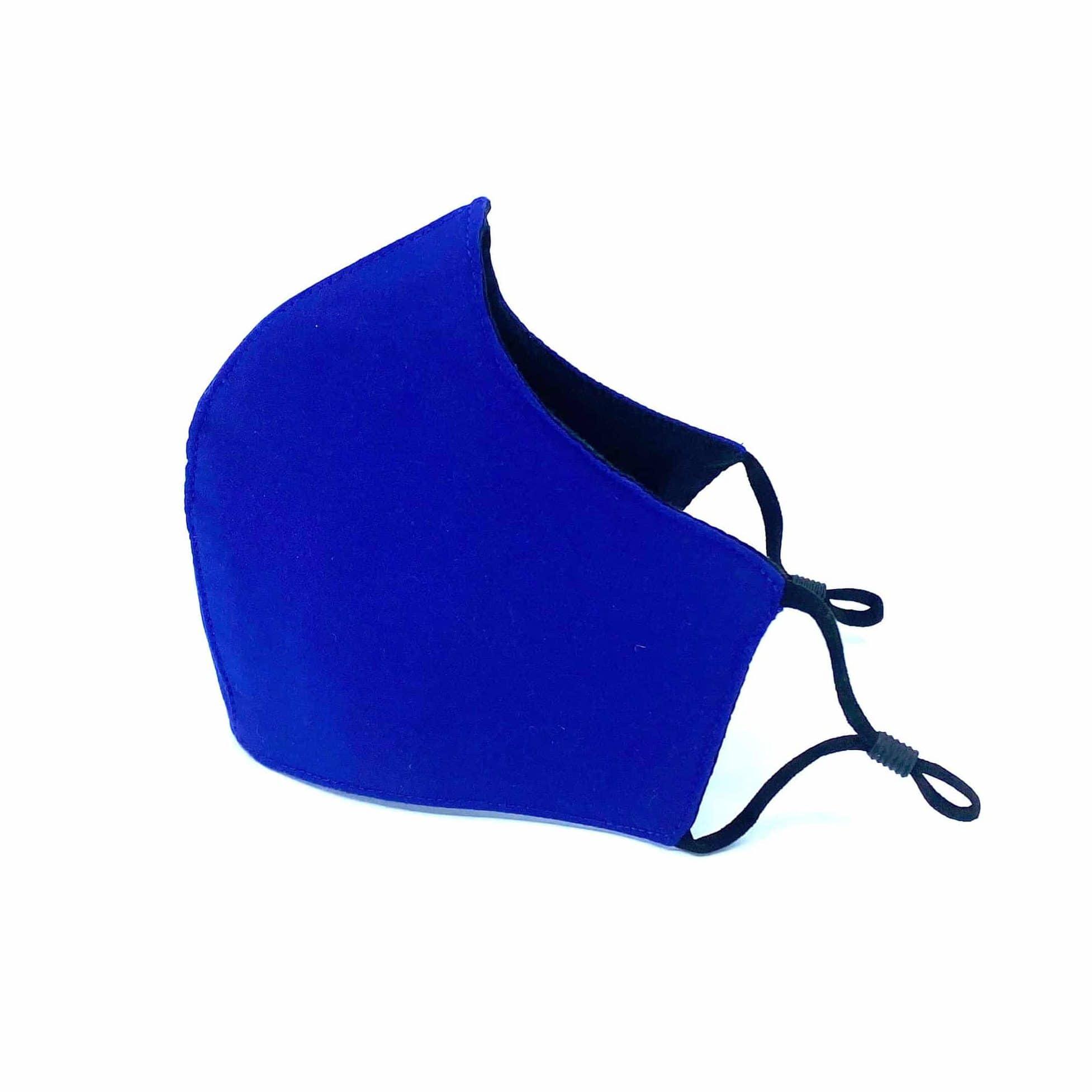 Royal Blue Reusable Face Mask