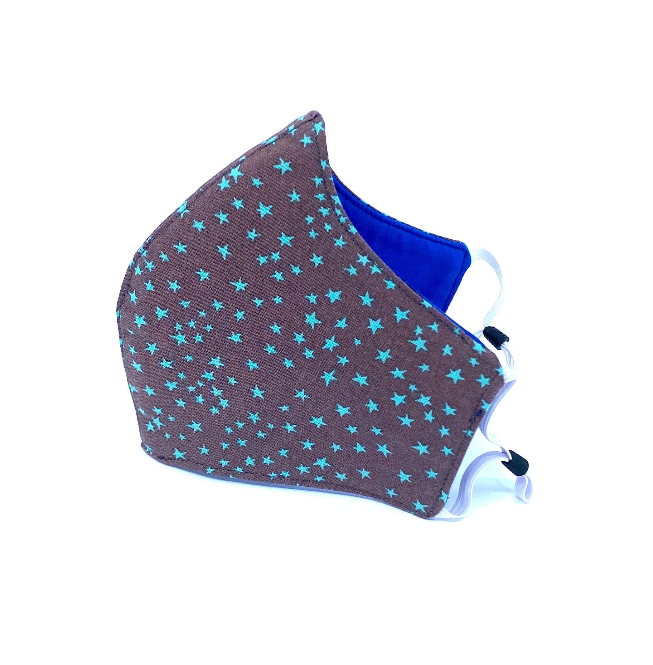 Star Pattern Reusable Face Mask