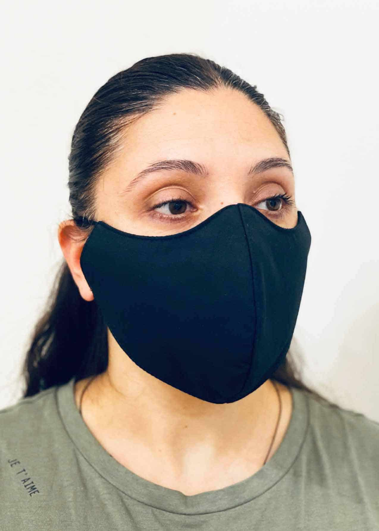 Ladies DHHS Face Mask by Laundry Box Melbourne